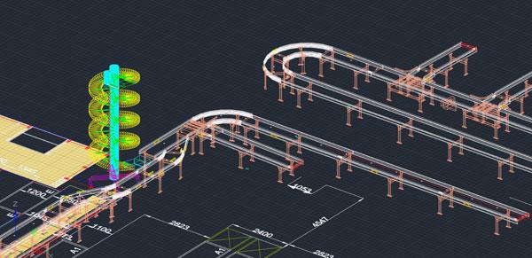Intelligent conveyors