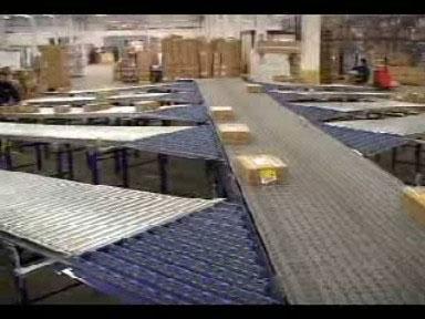 sortation system sorter