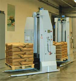 food automated guided vehicles