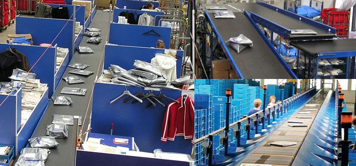Belt conveyor and powered belt conveyors | Keymas