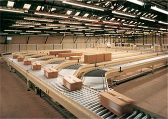 Powered Roller Conveyors | Keymas UK