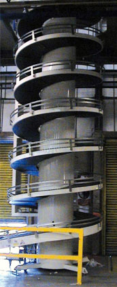 Sprial conveyor