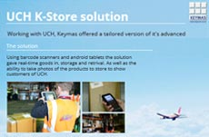 Case Study - UCH K-Store WMS